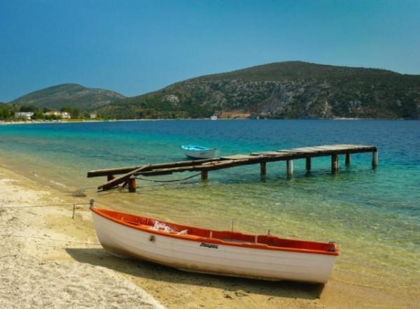 полуостров Кассандра Греция