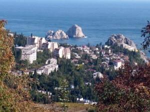 Крым поселок Гурзуф : фото и видео