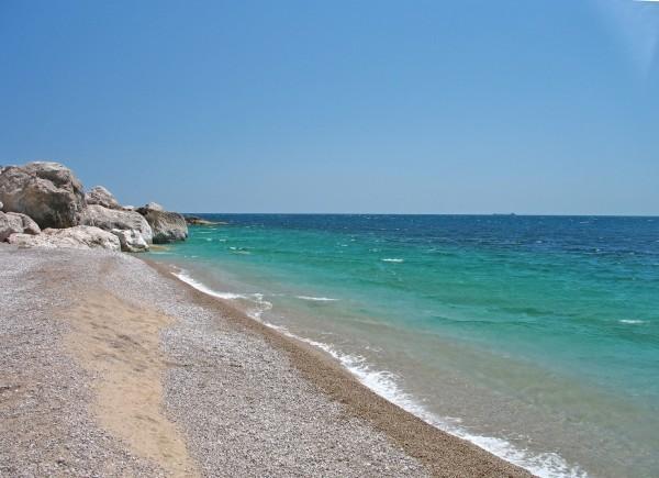 Пляж Затерянный мир Крым