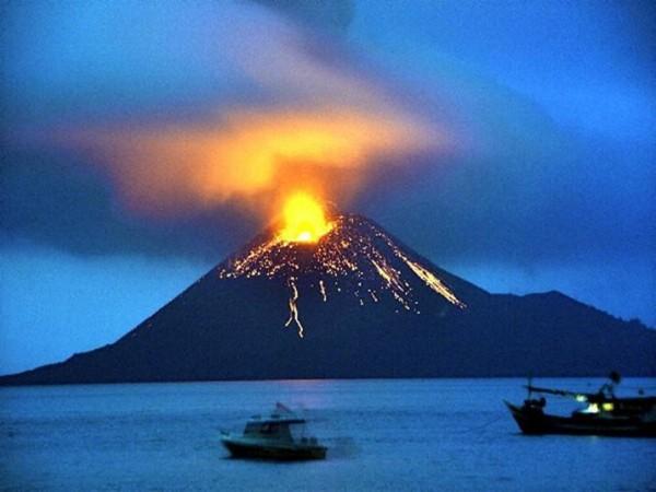 Пелейский тип извержения