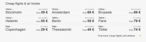Самые дешевые авиабилеты из Санкт-Петербурга :в Европу за 59 евро!!!!