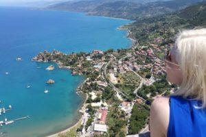 Тирренское побережье Италии курорты : прекрасная сказка Чефалу!