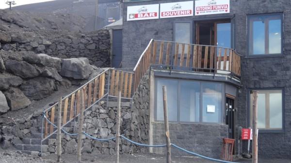 Вулкан Этна проснулся 2015