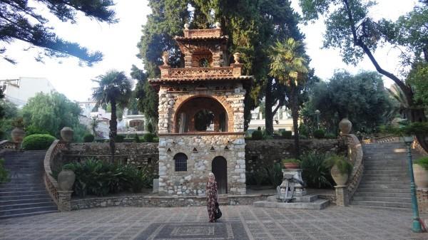 Сицилия Таормина фото