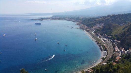 Таормина Сицилия достопримечательности