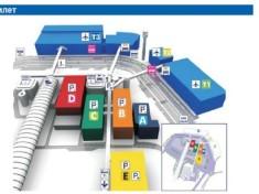 Аэропорт Рима Фьюмичино онлайн табло