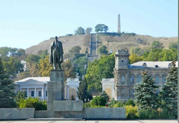 Крым Керчь достопримечательности фото