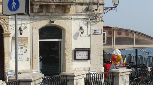 Сиракузы Сицилия фото