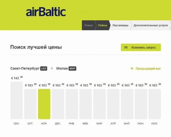 распродажа авиабилетов на 2016 год от авиакомпани