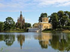Экскурсии в Петергоф из Санкт-Петербурга цена