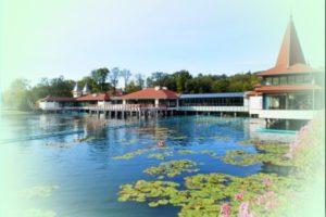 Озеро Хевиз : едем отдыхать в Венгрию !!!