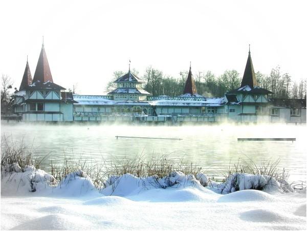Отдых в Венгрии на озере Хевиз цены