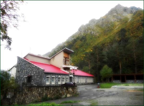 Цей горнолыжный курорт