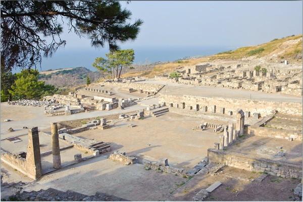 Остров Родос Греция достопримечательности