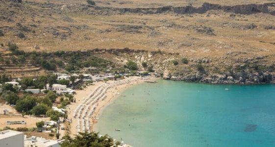 Достопримечательности острова Родос Греция