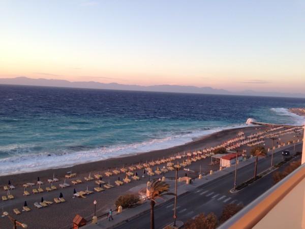 Достопримечательности острова Родос Греция с фото и описанием