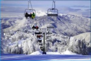 Отдых зимой в Сочи цены: Красная Поляна