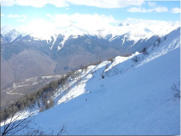 оза Хутор горнолыжный курорт цены