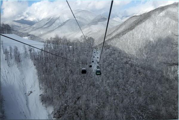 Роза Хутор горнолыжный курорт цены