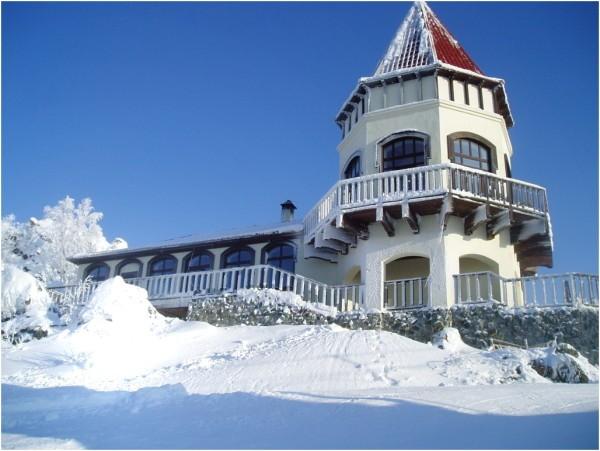 Гора Ежовая горнолыжный комплекс
