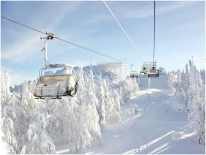 Горнолыжный курорт Гора Белая : местонахождение, цены, особенности