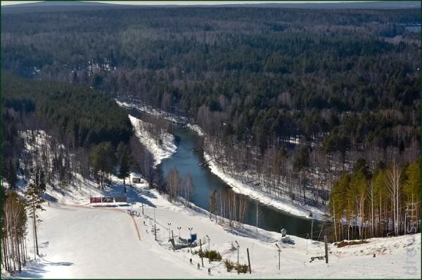Горнолыжные курорты России Урал