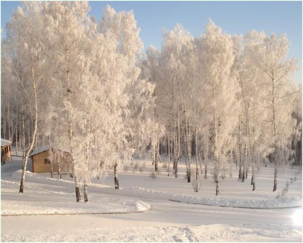 Горнолыжный курорт Белорецка