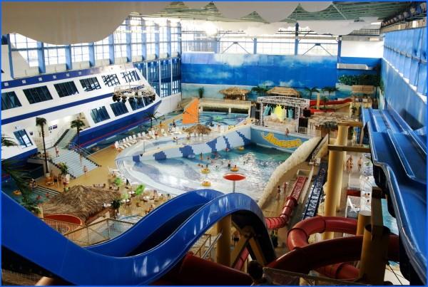 Горнолыжный курорт Уктус