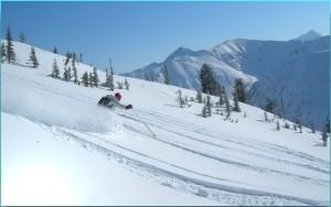 Где покататься на лыжах Иркутск
