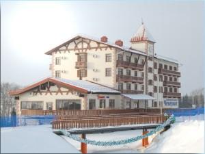 Горнолыжный курорт Чекерил