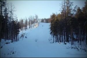 Горнолыжный курорт гора Егоза