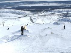 Кировск Мурманская область горнолыжный курорт