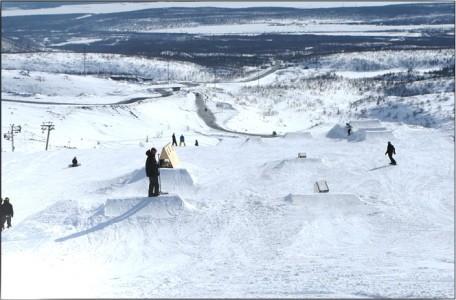 Горнолыжный курорт Кировск Мурманской области: описание
