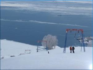 Петропавловск-Камчатский горнолыжный курорт Эдельвейс
