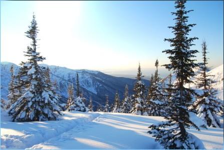 Гора Мамай Иркутск горнолыжный курорт