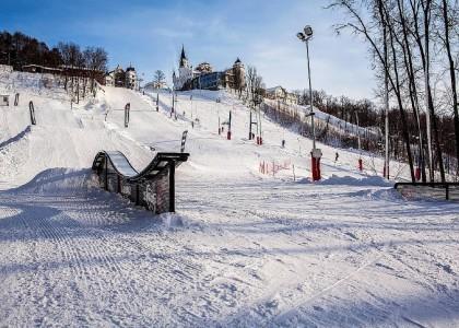 Олимпик парк горнолыжный курорт цены, особенности, фото