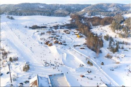 Горнолыжный курорт Хвалынск: особенности, месторасположение, цены