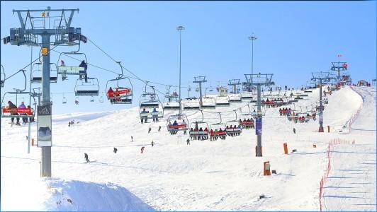 Игора горнолыжный курорт: фото и  описание