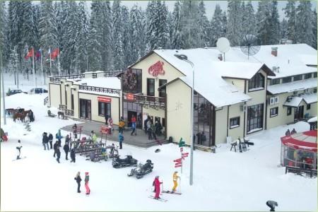 Игора горнолыжный курорт цены