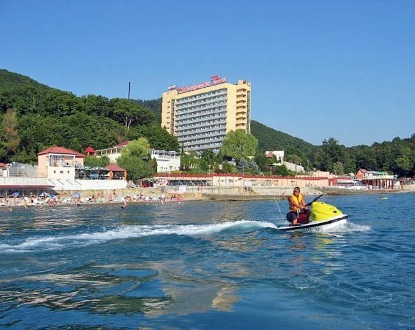 Агой описание курорта фото