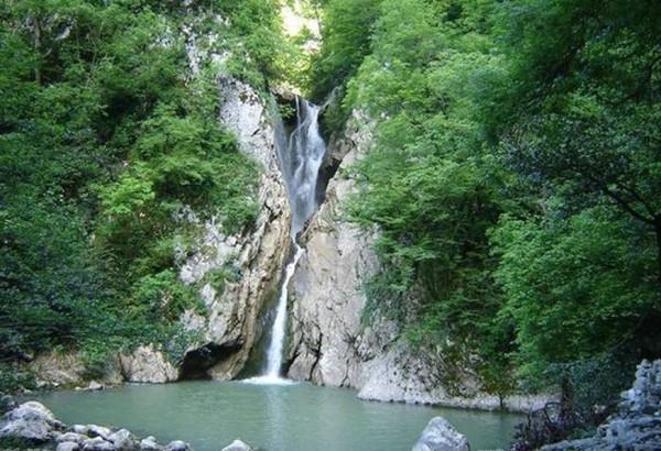 Агуарские водопады фото