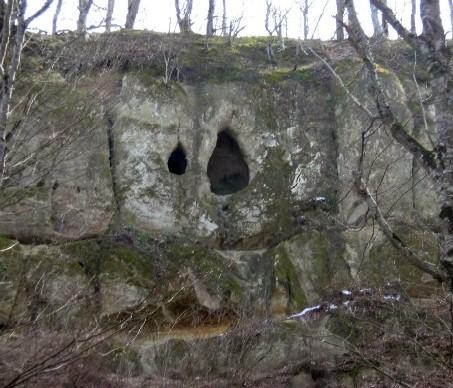 Богатырские пещеры фото