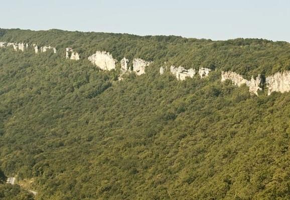 Хребет Уна-Коз фото