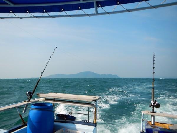 Морская рыбалка в Ольгинке