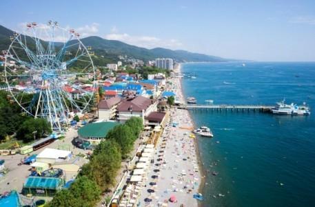 Лазаревское отели все включено с бассейном и пляжем