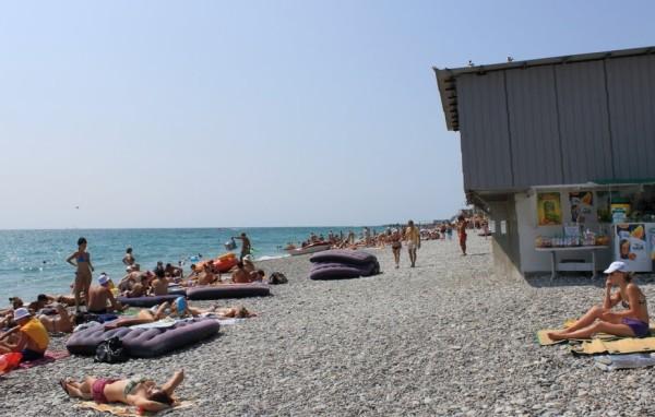 Пляж Морская звезда