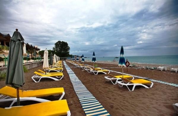 Пляж Одиссея фото