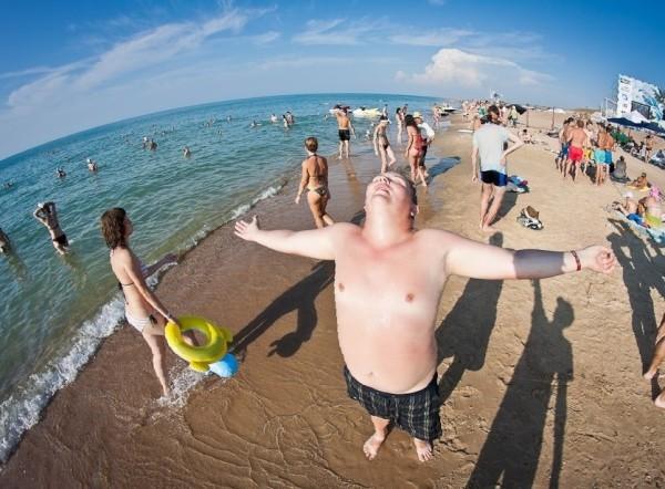 Веселовка пляж фото