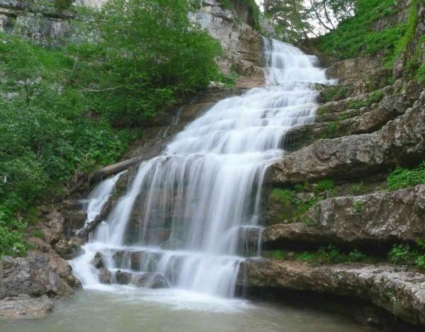Водопад Каскадный майкоп фото