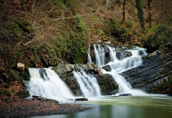 Змейковские водопады фото